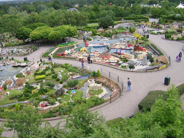 Miniland at Legoland, Windsor