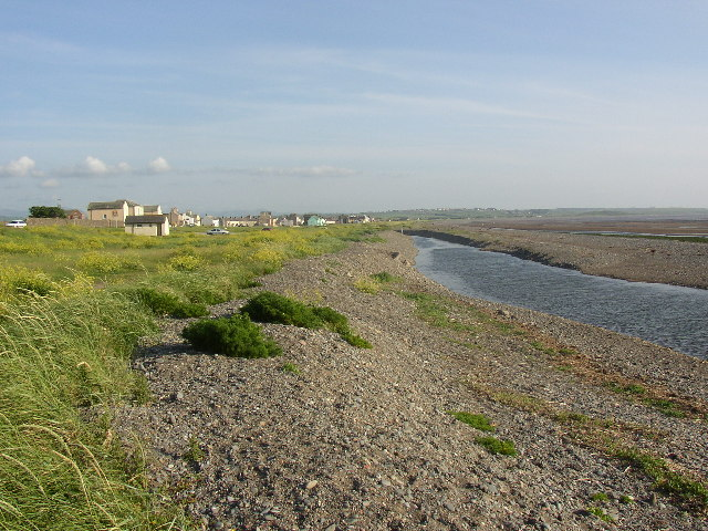 Allonby from the north