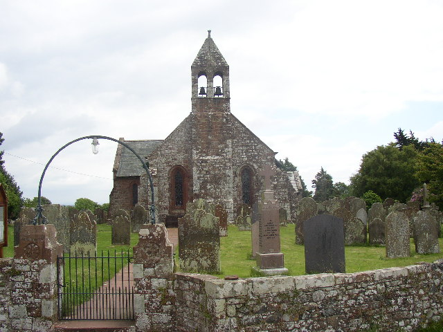 St Michael's Church, Bowness on Solway