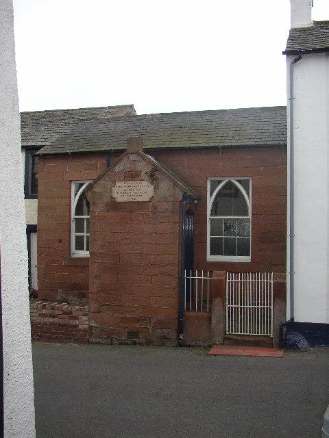 Wesleyan Chapel, Bowness on Solway