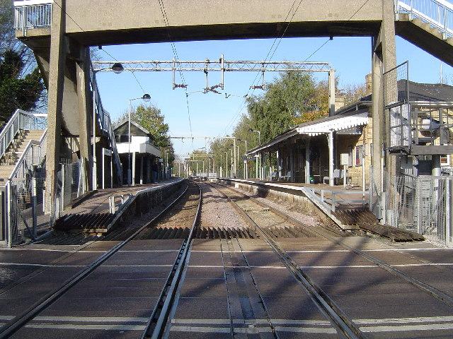 St Margarets railway station