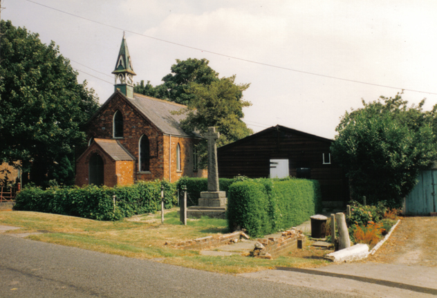 St Jude's, New Leake, Lincs