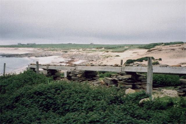 Beach at Grobust