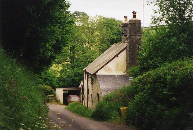 Yarnscombe: Buck's Mill, Langley Bridge