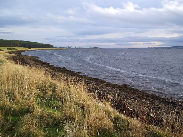 The Dornoch Firth From Newton point