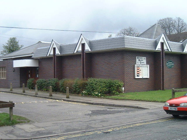 Harborne Baptist Church