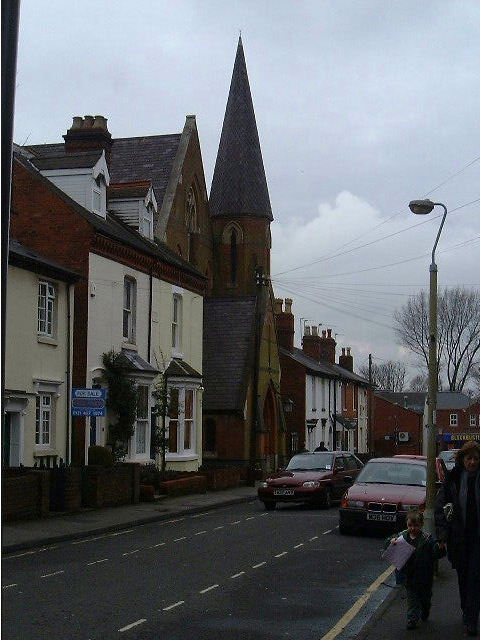 Former building of Harborne Methodist Church