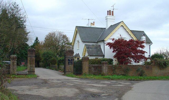 Sedgewick Park, Northern Entrance, West Sussex