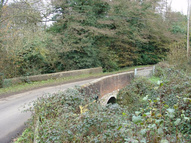 White's bridge, Magpie Lane, Horsham, West Sussex