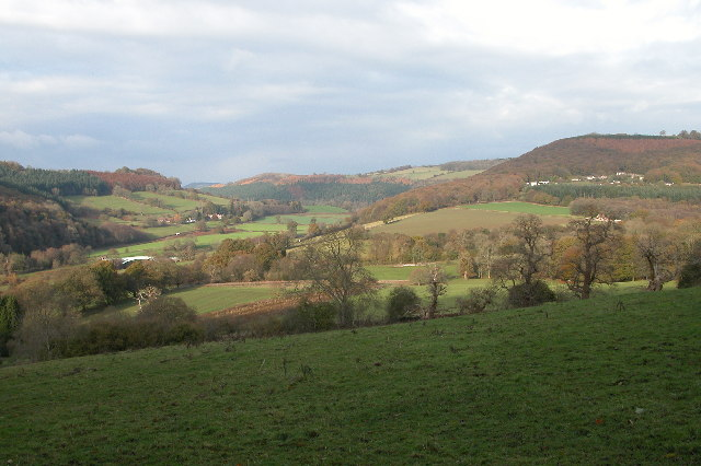 Bigsweir and the Wye Valley