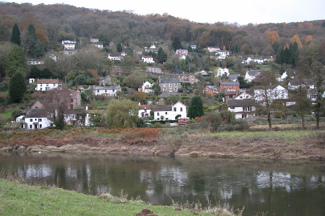 Llandogo and the River Wye