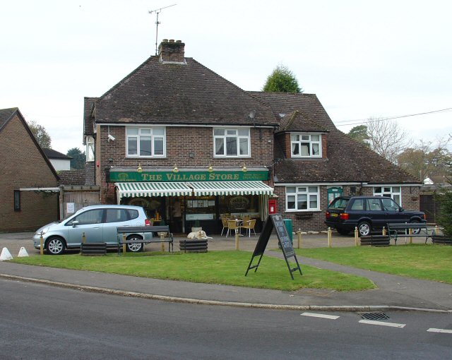 The Village Store, Mannings Heath, West Sussex