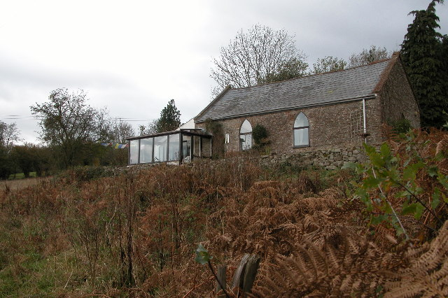 Former Chapel at St Briavels Common