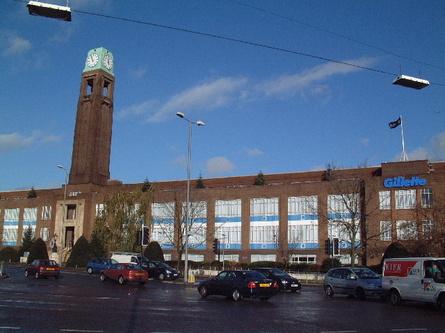 The Gillette Building