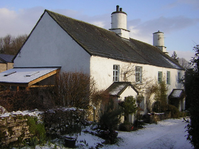 17th Century Westmorland Farmhouse - Plumgarths