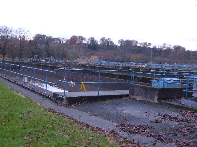 Sewage Works, Rochdale