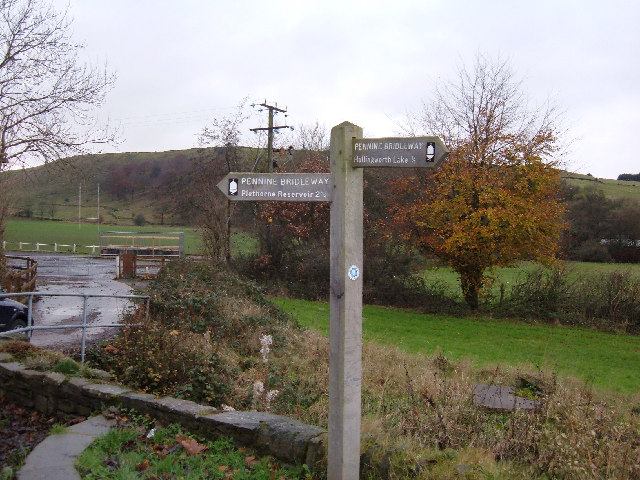 Pennine Bridleway, Rakewood, near Littleborough