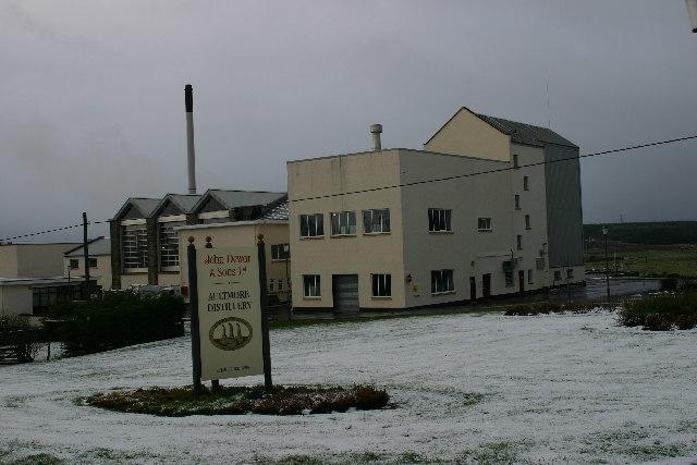 Aultmore Distillery