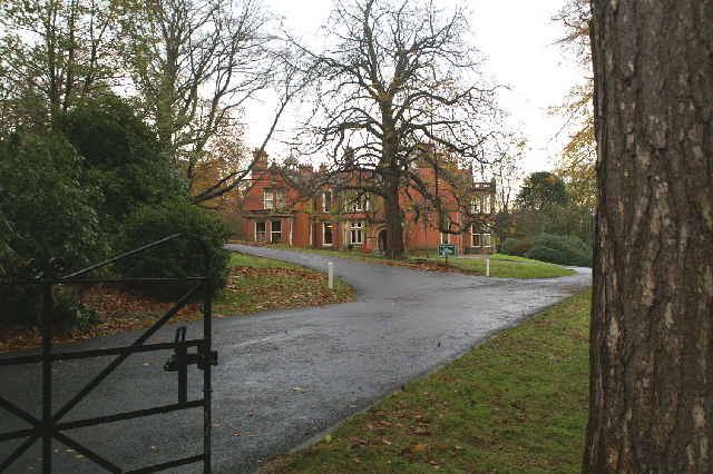 Rainford Hall revealed