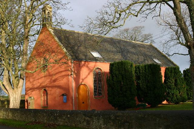 Speymouth Parish Church (The Red Kirk)