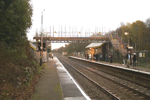 Garswood Station