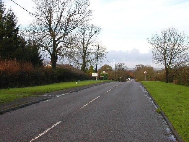 Crick - Watford Road