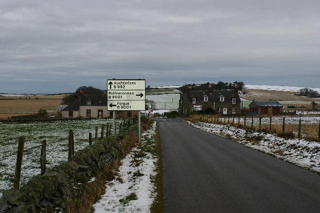 Badenscoth