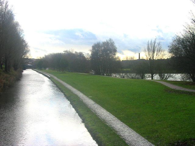 Trent & Mersey Canal at Westport