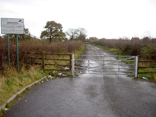 Kineton Lane