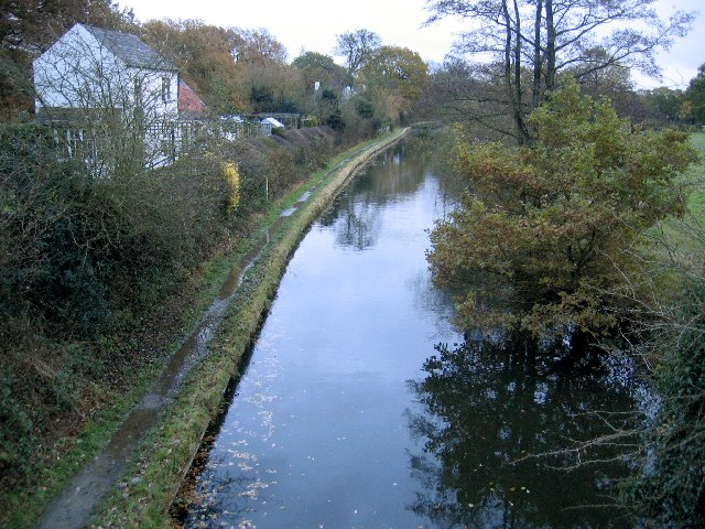 Stratford-upon-Avon Canal, Near Hockley Heath