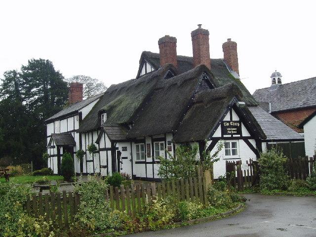 The Thatch Inn at Faddiley
