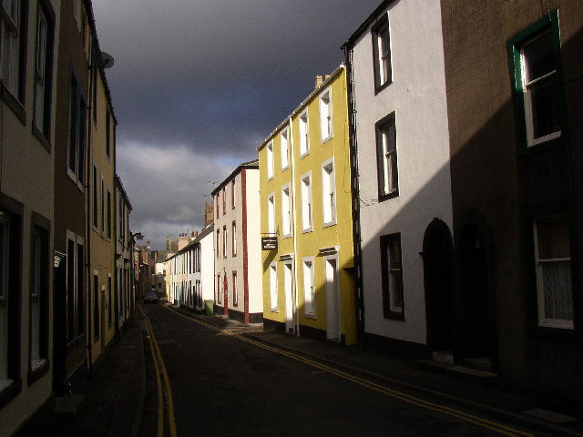 Challoner Street, Cockermouth