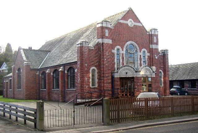 Methodist Chapel, Cockermouth