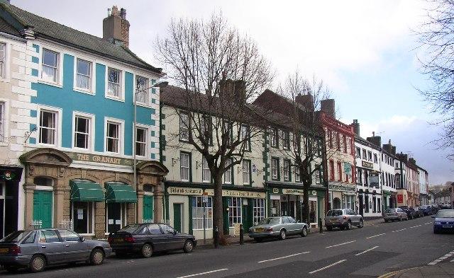 Market Place, Cockermouth