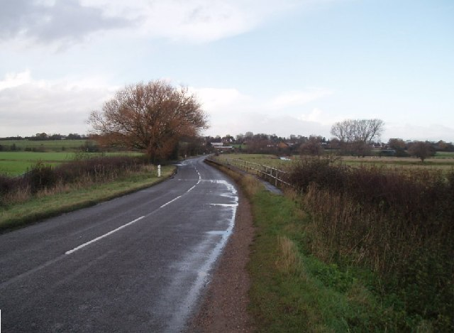 The road to Radwell