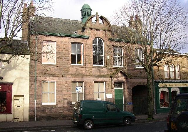 Library, Cockermouth