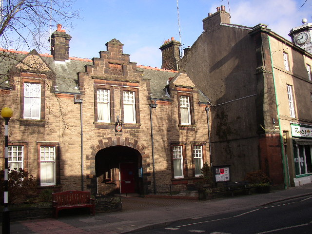 Cockermouth Police Station