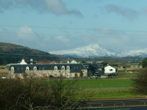 M9, Kersebonny, Stirling, and Ben Lomond