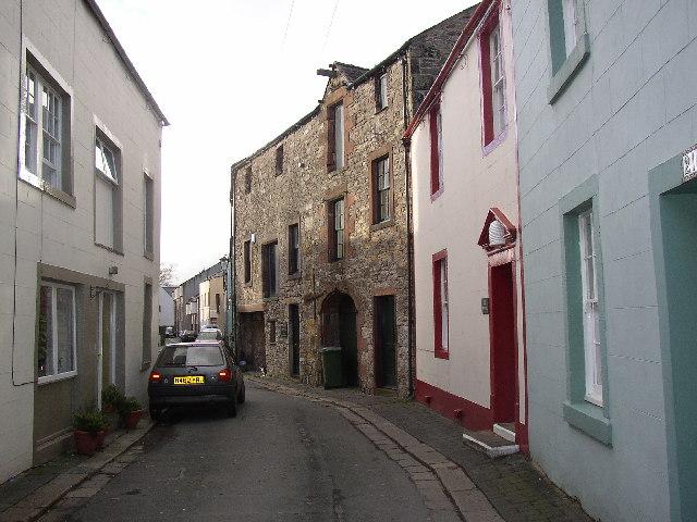 Waterloo Street, Cockermouth