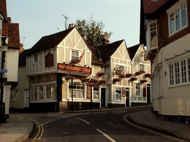 The Stockwell Arms, Colchester