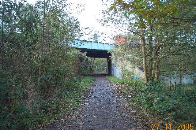 Ebury Way, Croxley