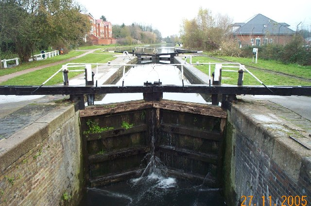 Grand Union Canal: Lock Number 79: Common Moor Lock