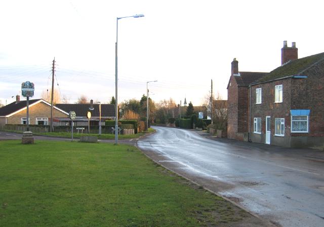 Station Road, Swineshead, Lincs