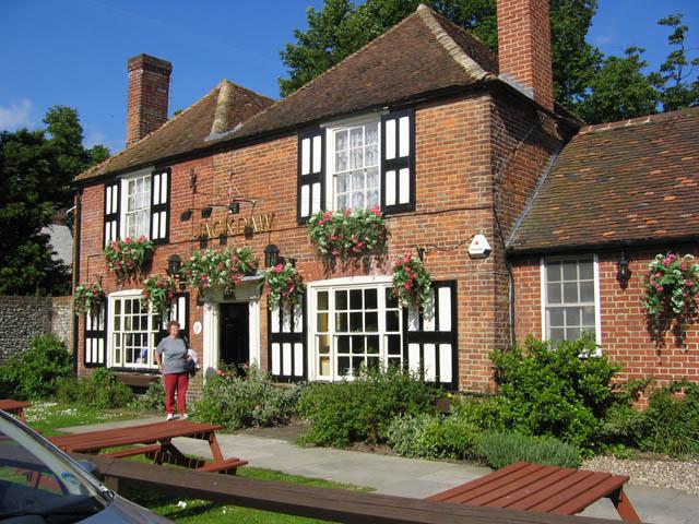 Jackdaw Inn, Denton, Kent