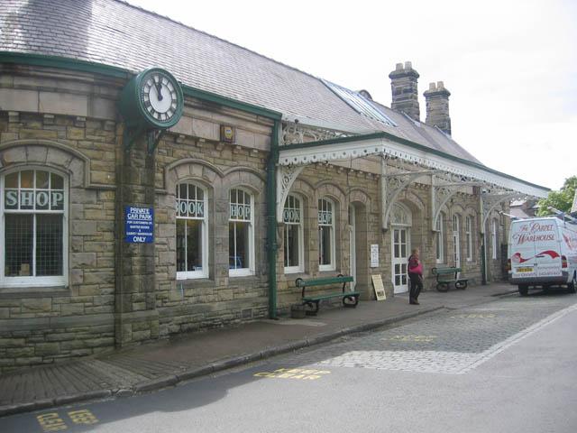 Barter Books, Alnwick