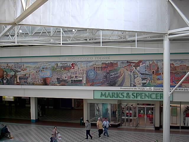 Millennium Mural