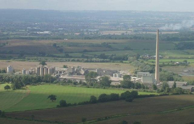 Westbury Cement  Works