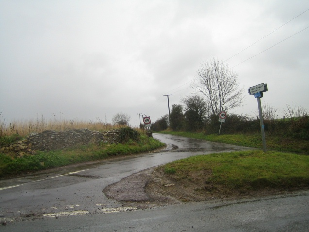 Road to West Kington