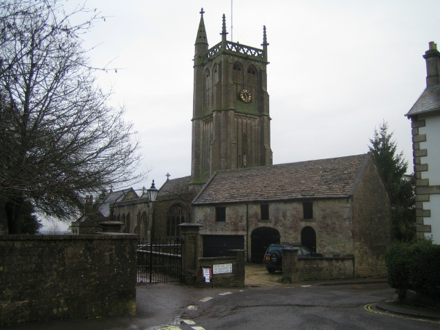 Colerne Church