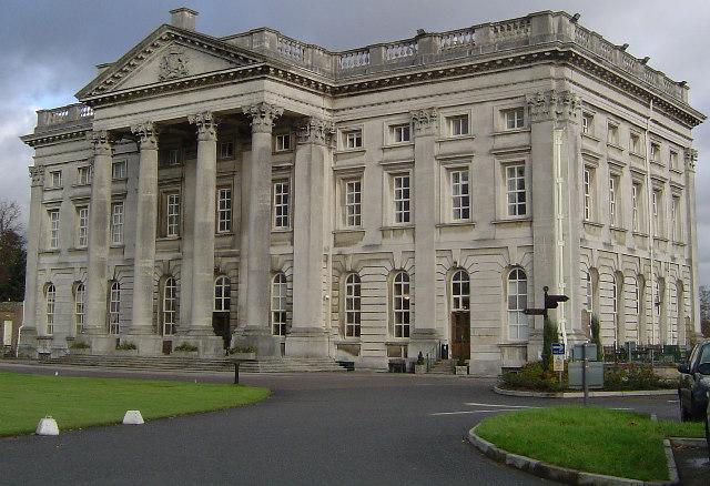 Rickmansworth: Moor Park Mansion